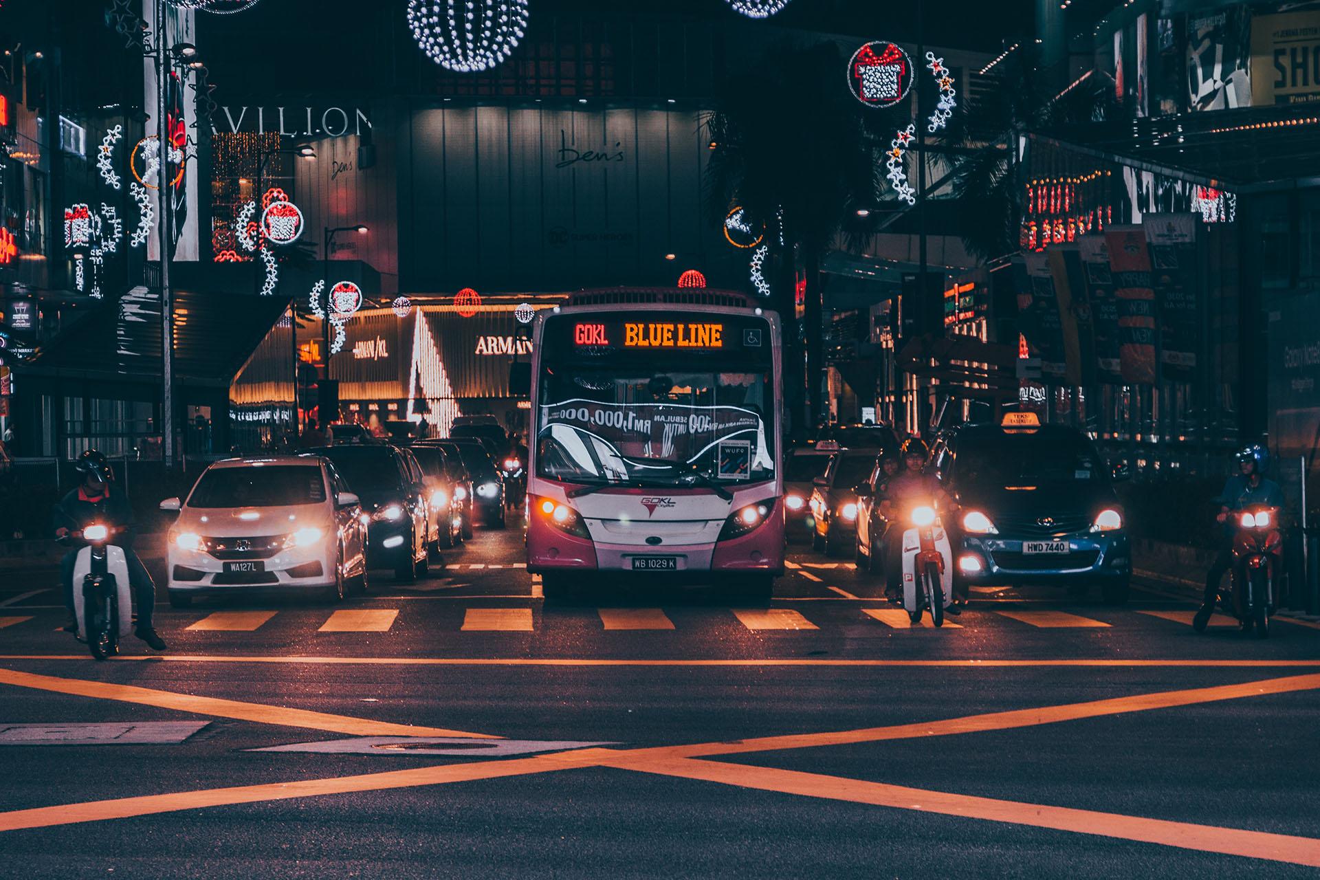 吉隆坡夜市