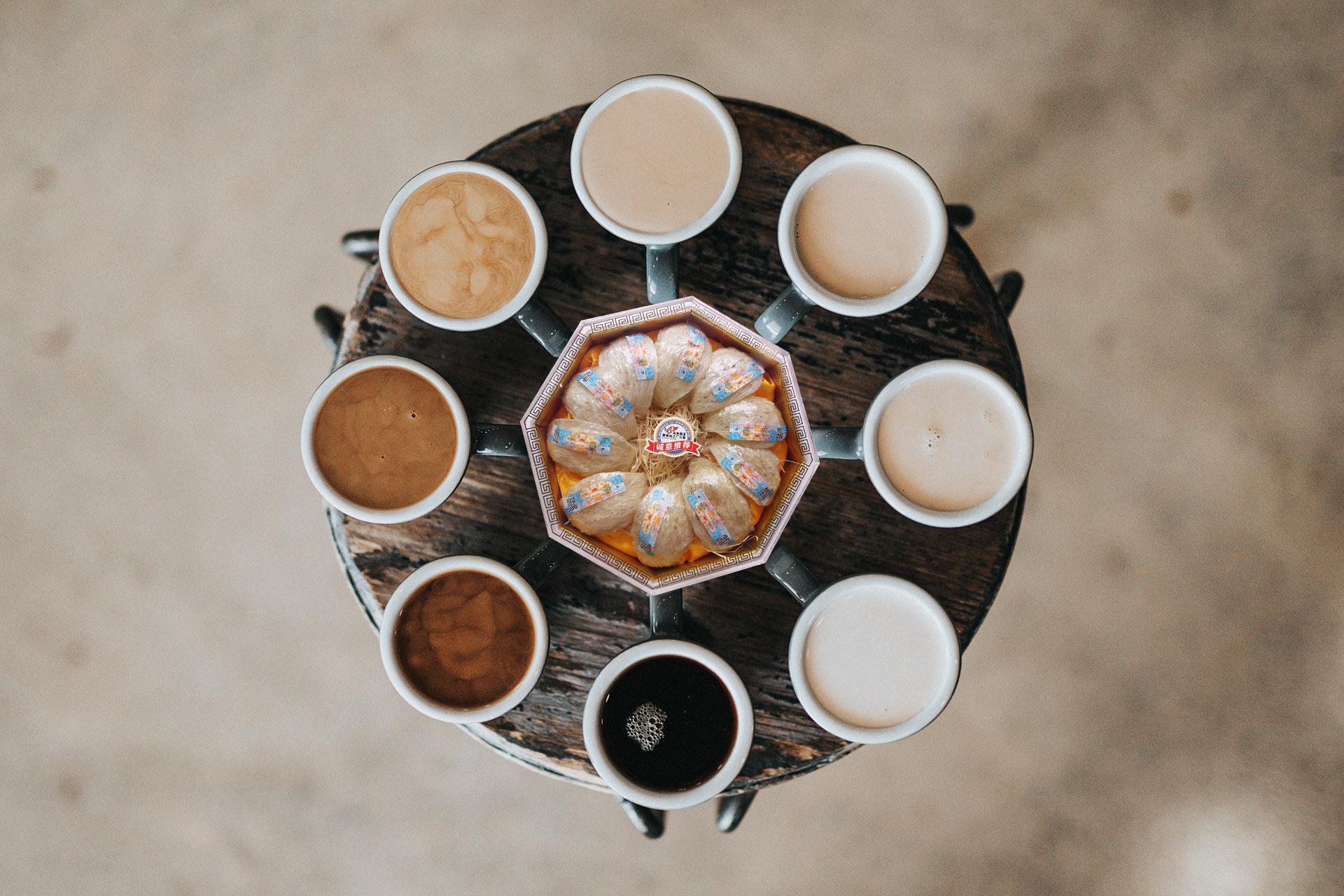 燕窝与咖啡