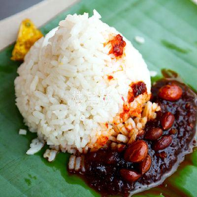 马来椰浆饭