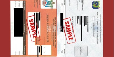 Apply Malaysia Majilis Perbandaran License马来西亚营业执照申请