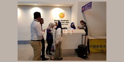 马来西亚机场接驳交通KLIA和KLIA2有免费的公交车可选