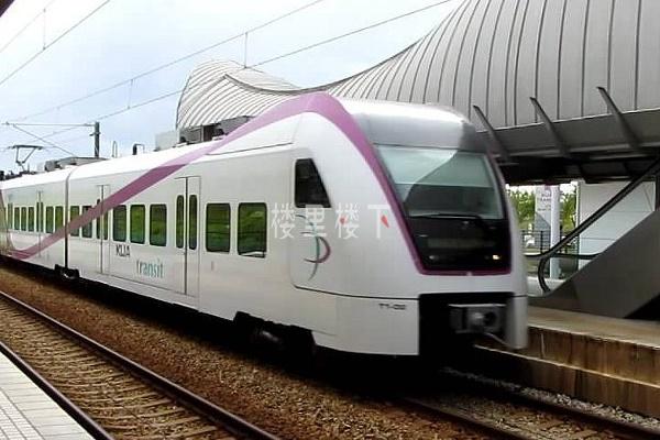 从马来西亚机场坐火车KLIA Transit都可以到哪些站点