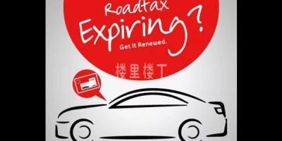 马来西亚疫情期间如何更新车险和路税?如果不能出门怎么办?