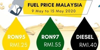 疫情期间马来西亚柴汽油价格亲民,#95才1.25马币一升