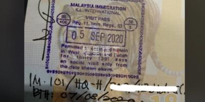 <重磅>分享一则马来西亚外国人成功入境案例,政策慢慢放开