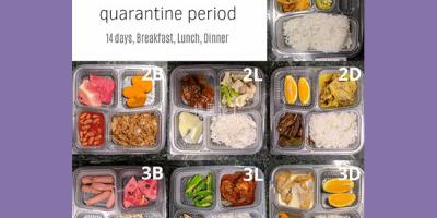 强人收集马来西亚强制隔离期间吃饭菜谱,无聊下的精华图