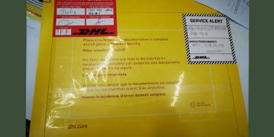 马来西亚DHL到中国运费双倍,是大牌的孤傲还是小鬼作祟