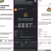 最近马来西亚移民局KPI批准信向配偶签倾斜,限制高危国