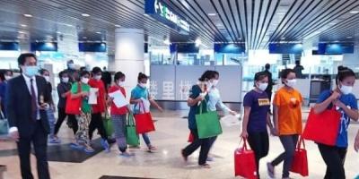 新冠疫情新常态,马来西亚移民局驱逐缅甸非法劳工近千人