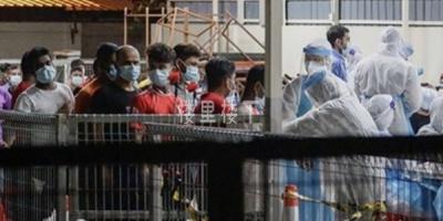 马来西亚外劳新冠筛查从12月1号起进入全面实操阶段