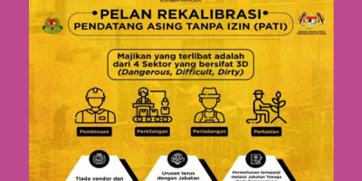 马来西亚非法劳工漂白计划再次发起,东亚护照配额不多