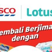 转载马来西亚Tesco的最新促销活动,疫情期间大家能省则省咯